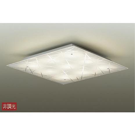 シーリングライト 〜10畳 電球色 非調光 LED交換不可 DAIKO DCL-40374 Y (DCL40374Y) 大光
