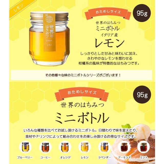 レモンハチミツ95g ooba-beekeeping 04