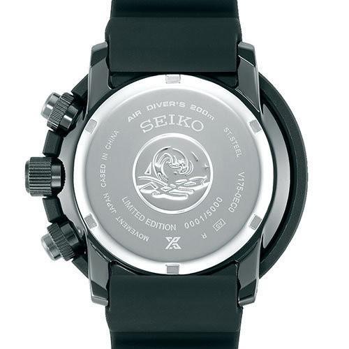 セイコー プロスペックス SBDL045 メンズ 腕時計 LOWERCASE プロデュース 2017 限定モデル SEIKO ダイバースキューバ  ソーラー クロノグラフ 新品|oomoritokeiten|02