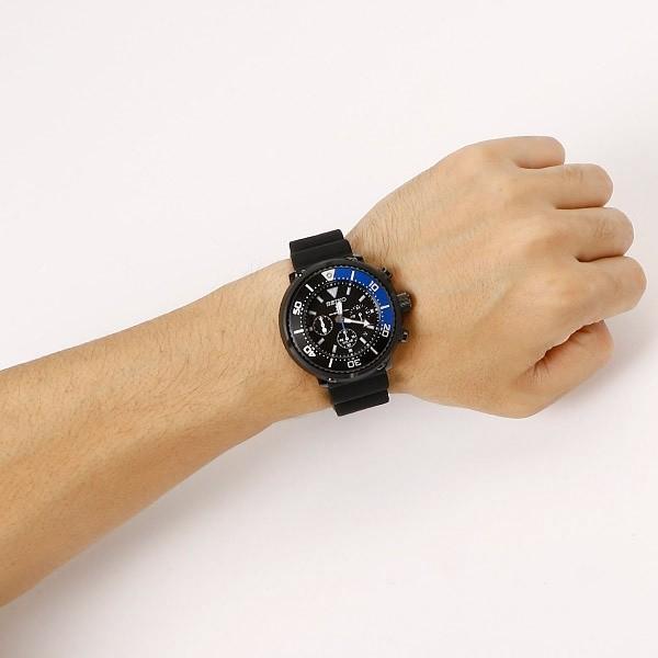 セイコー プロスペックス SBDL045 メンズ 腕時計 LOWERCASE プロデュース 2017 限定モデル SEIKO ダイバースキューバ  ソーラー クロノグラフ 新品|oomoritokeiten|04
