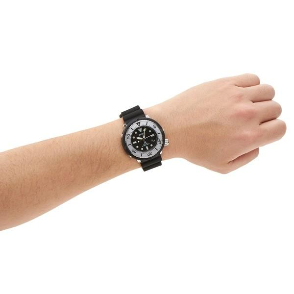 セイコー プロスペックス SBDN047 メンズ 腕時計 LOWERCASE プロデュース モデル ダイバースキューバ SEIKO ソーラー時計 新品 oomoritokeiten 04
