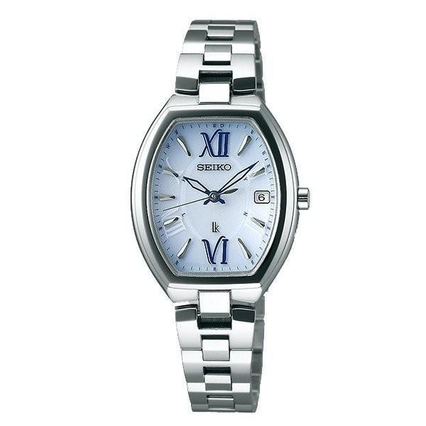 セイコー ルキア SSQW027 レディース 腕時計 コンフォテックス チタン SEIKO ソーラー電波時計 新品 oomoritokeiten