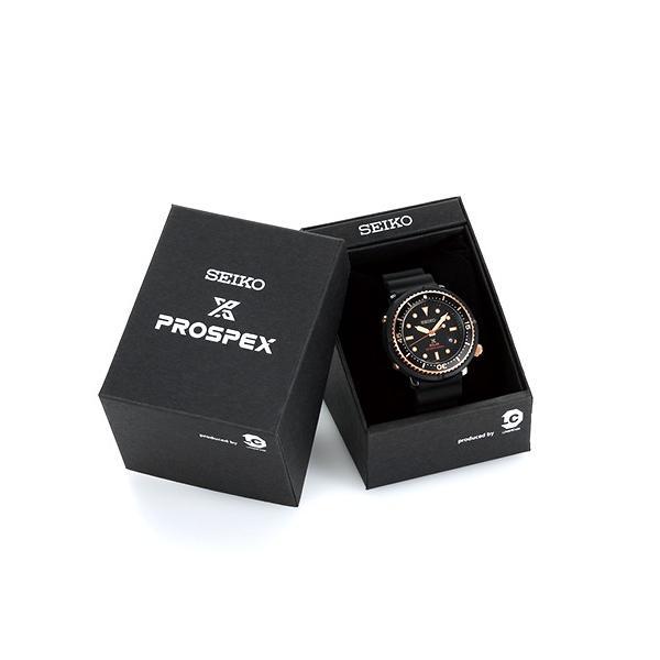 セイコー プロスペックス STBR039 メンズ 腕時計 LOWERCASE プロデュース 2019 限定モデル ダイバースキューバ SEIKO ソーラー時計 新品 oomoritokeiten 02