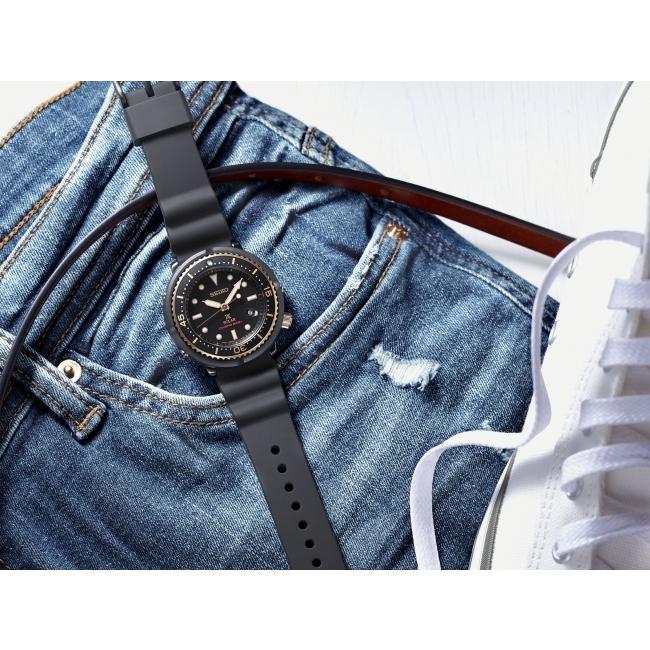 セイコー プロスペックス STBR039 メンズ 腕時計 LOWERCASE プロデュース 2019 限定モデル ダイバースキューバ SEIKO ソーラー時計 新品 oomoritokeiten 04