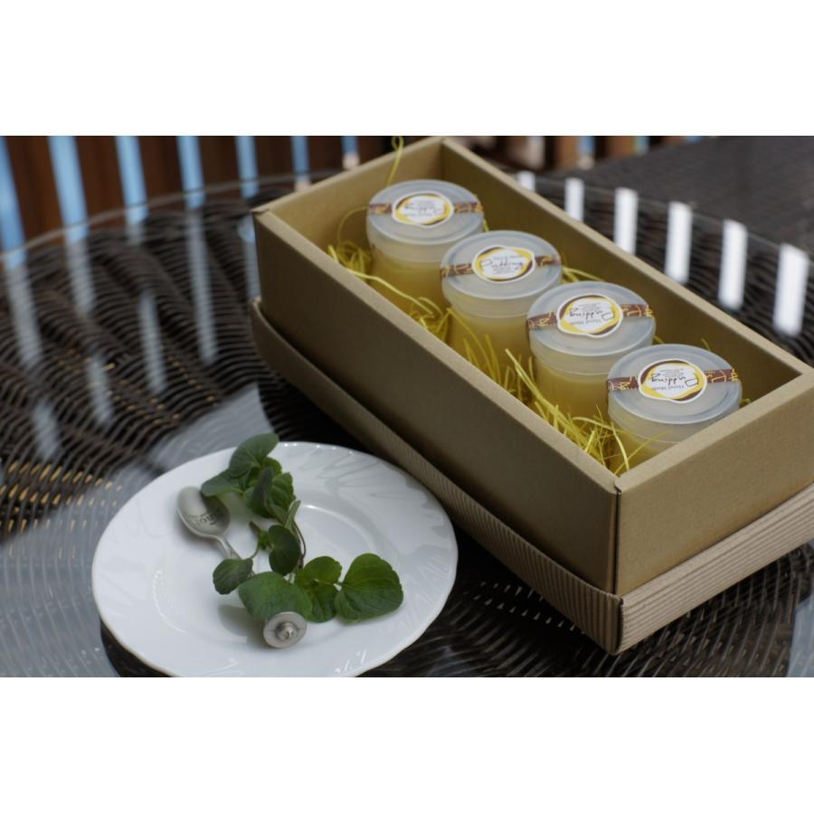 【限定5箱】さつまいもの芳醇なコクと香りと滑らかさ 太良院あめキャラメルプリン(4本入り)|oomugiya-isakoubou|02