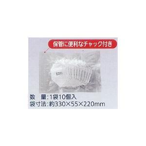 使い捨て 防じんマスク DD02V-S2-2K (10個入) (重松製作所) oosato 02