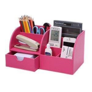 長持ちのする筆箱事務用品の収納箱卓上整理ペンスタンド多機能事務用品オフィスデスクスタンドペン入れ小物入れ整理整頓収納|open-clothes|06