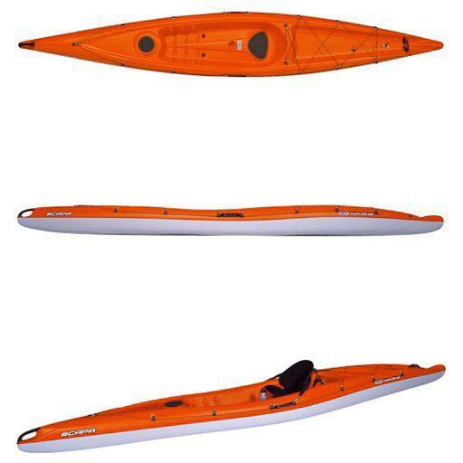 BIC SPORT(ビックスポーツ) Scope orange 1人乗りシーカヤック