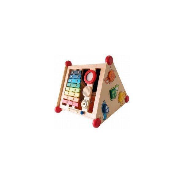ママのニーズにお応え! 指先レッスンボックス I'm TOY アイムトイ 知育玩具 木のおもちゃ 型はめ 送料無料 お誕生日 1歳 0歳 2歳