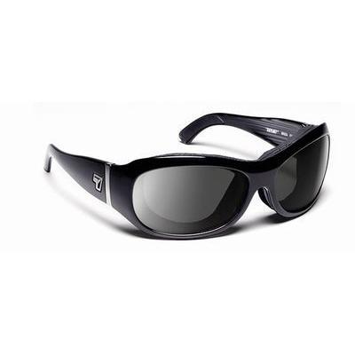 7EYEサングラス BRIZA グロッシーブラック F3105-E20 NXT調光レンズ