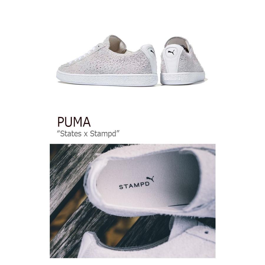 PUMA States x Stampd Star White Star White Puma White プーマ