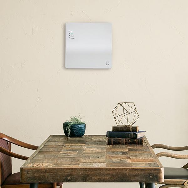ターンドケイ光触媒空気清浄機壁掛けタイプカルテック製|optodesignlab|03