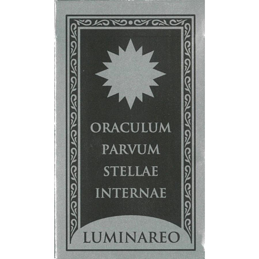 【特装版】Lenormand of Inner Star - Special Edition(ルノルマン・オブ・インナースター)<メール便利用可能> oracle-tarot