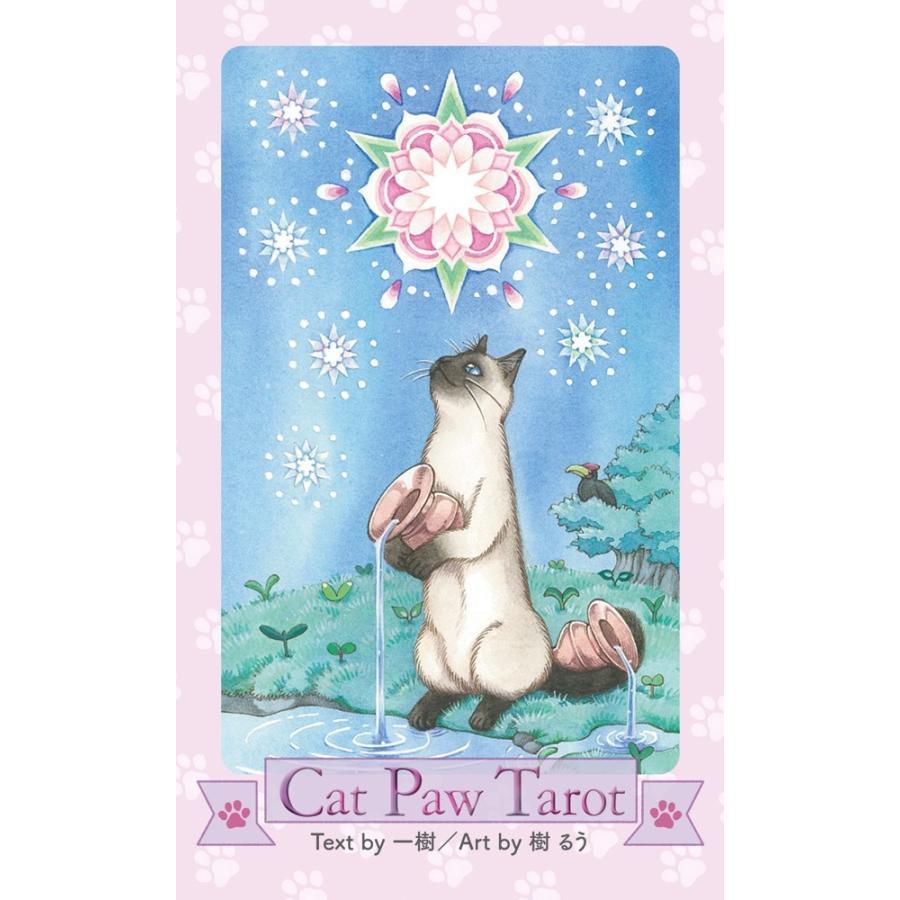 Cat Paw Tarot 〜キャット・パウ・タロット〜 oracle-tarot