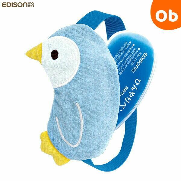 半額 ケイジェイシー 高品質 ひんやりペンギン ゆうパケット送料無料 ブルー