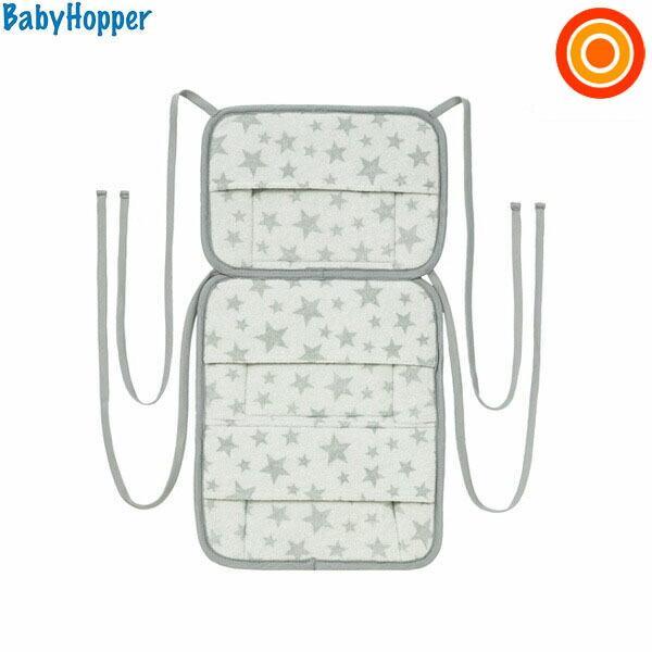 BabyHopper 売り出し ベビーホッパー 保冷保温ベビーカーシート グレースター 高級 ゆうパケット送料無料