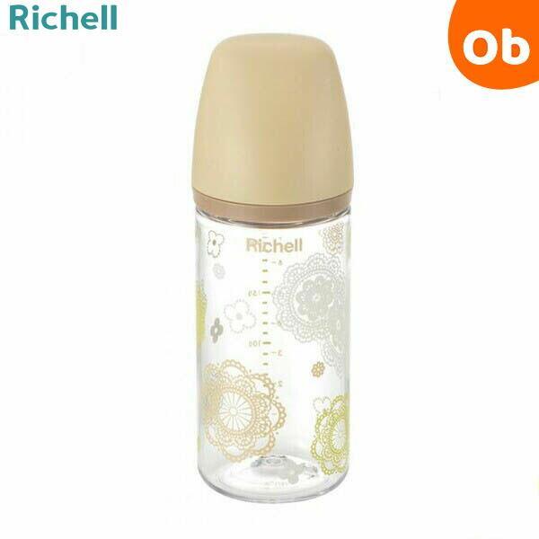 リッチェル 新品 キャンペーンもお見逃しなく おでかけミルクボトル 240mL 沖縄 一部地域を除く 送料無料