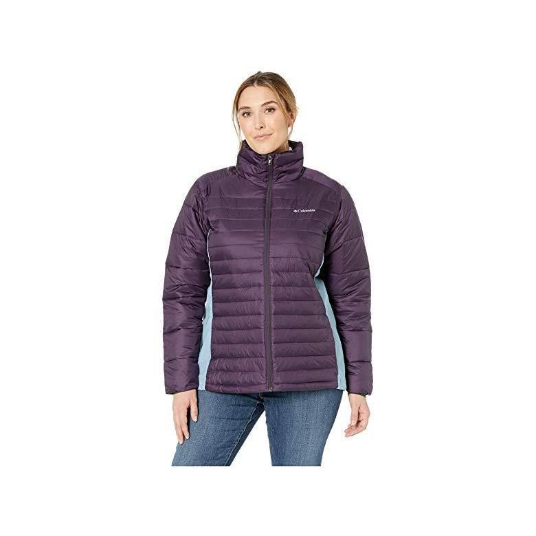 【全品送料無料】 コロンビア Columbia Plus Size Powder Pillow Hybrid Jacket レディース Coats & Outerwear Dark Plumu002FDark Mirage, 暮らしと介護の武隈屋 0ab93340