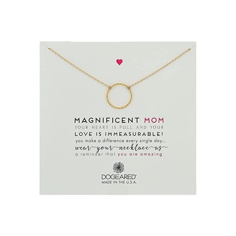多様な ドギャード Dogeared Magnificent Mom Little Sparkle Karma Necklace レディース ネックレス Gold Dipped, 値段が激安 4571972d