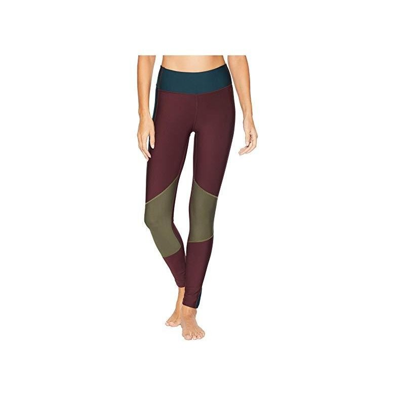 ハーレー Hurley Surf Street Ready Leggings レディース 水着 Burgundy Crush
