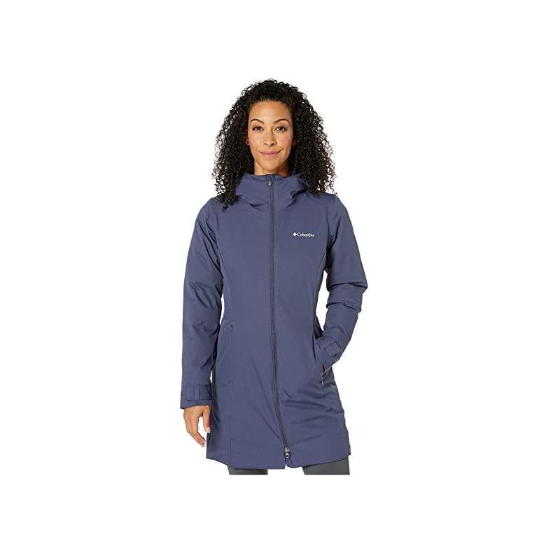 超大特価 コロンビア Columbia Autumn Rise Mid Jacket レディース Coats & Outerwear Nocturnal, オーバーホールの時計再生工房 8ed52ab3