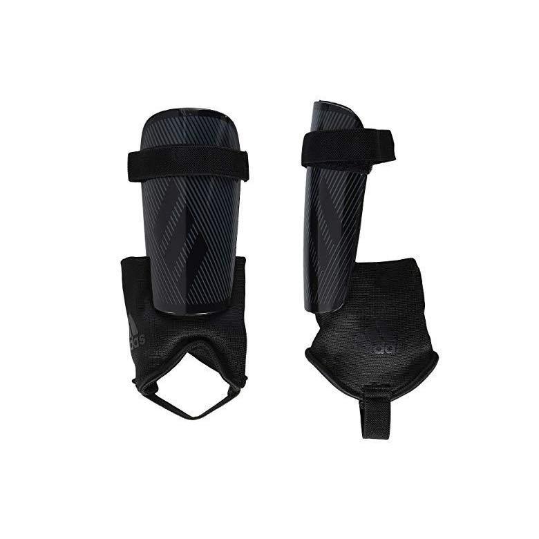 アディダス adidas X Club Shin Guards レディース チームスポーツ 黒u002Fグレー Fouru002F黒