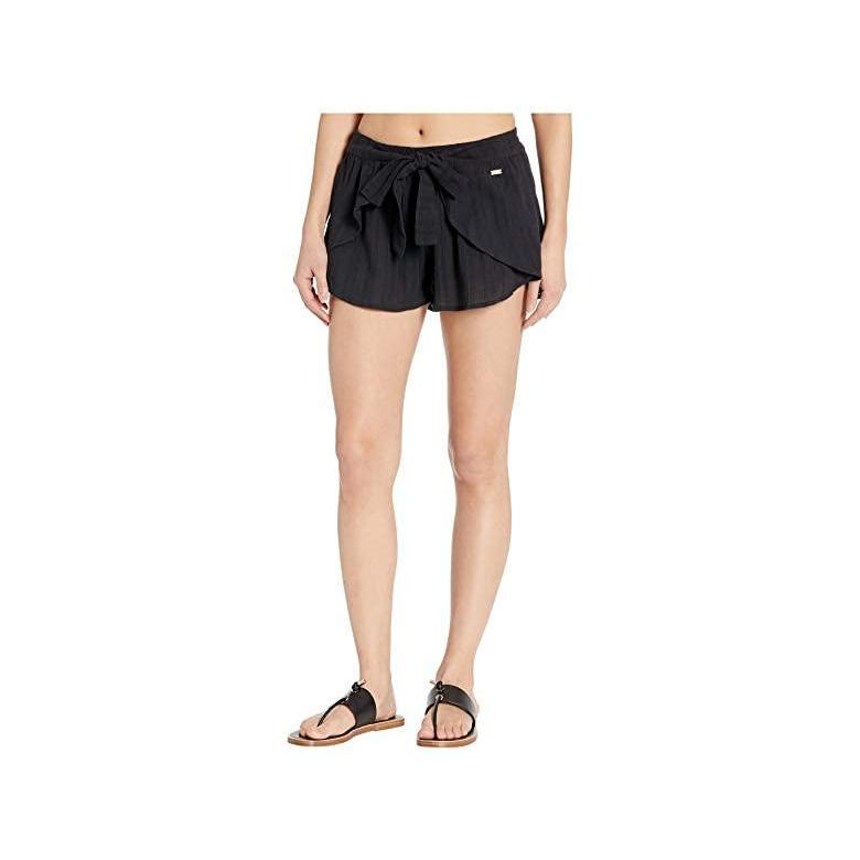 ロキシー Roxy Salt Washed Cover-Up Shorts レディース 水着 Anthracite