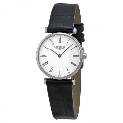 大きな割引 La Grande Classique Classique Leather White Dial Black Ladies Leather Ladies Watch, クニムラ:a58e842c --- airmodconsu.dominiotemporario.com