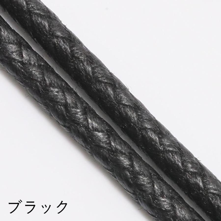 靴紐 靴ひも 丸紐 IPI シューレース  ロービキ 編丸 太 90cm 120cm 140cm 約3mm 黒 茶 白 ネイビーブルー 革靴 レザースニーカー トリッカーズ ブーツ|orangeheal|05