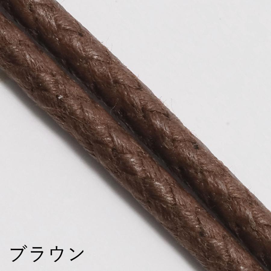 靴紐 靴ひも 丸紐 IPI シューレース  ロービキ 編丸 太 90cm 120cm 140cm 約3mm 黒 茶 白 ネイビーブルー 革靴 レザースニーカー トリッカーズ ブーツ|orangeheal|07