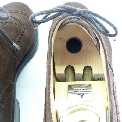 シューキーパー 木製 コルドヌリ アングレーズ シューツリー FA85S メンズ 23-30cm|orangeheal|03