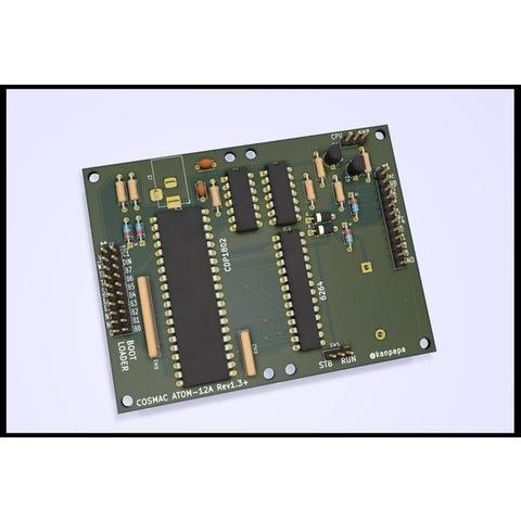 COSMAC CPUボード 専用プリント基板 orangepicoshop