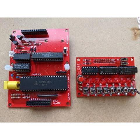COSMAC CPUボード 専用プリント基板 orangepicoshop 02