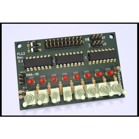 COSMAC プログラムローダーボード 専用プリント基板 orangepicoshop