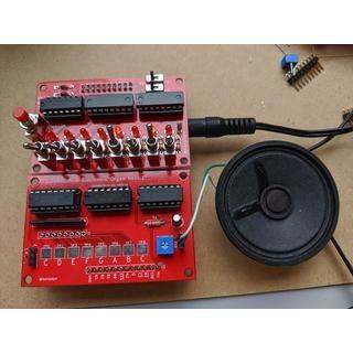 COSMAC ミニ電子オルガンシールド 専用プリント基板|orangepicoshop|02