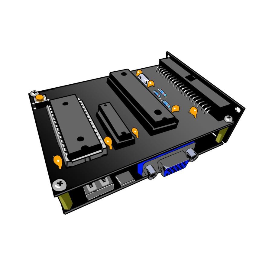 BASIC52マシン組立てキット|orangepicoshop