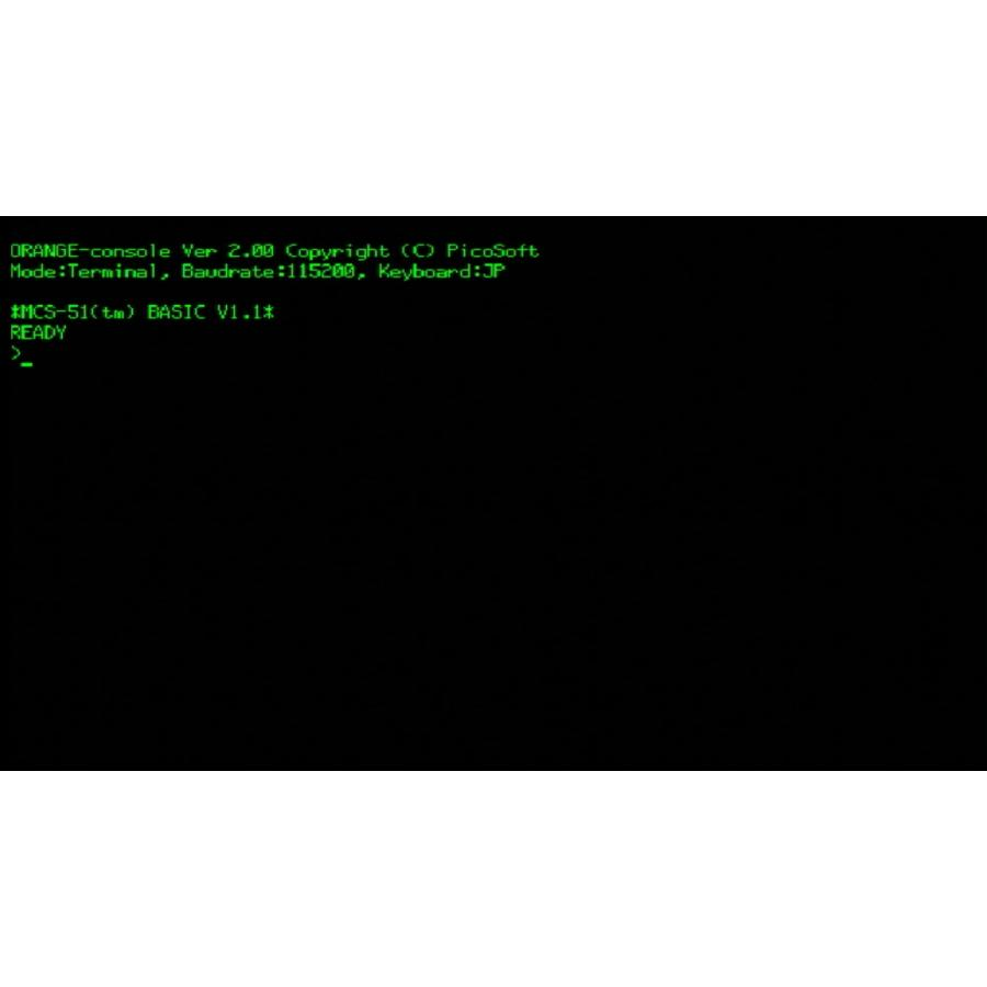 BASIC52マシン組立てキット|orangepicoshop|05