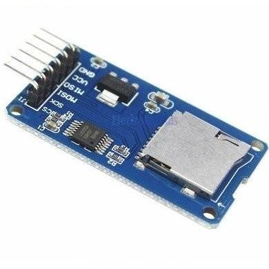 MicroSD Card Adapter|orangepicoshop