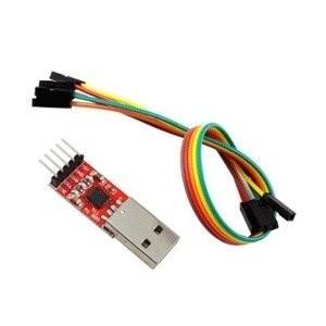 USBシリアルモジュール+ケーブル|orangepicoshop