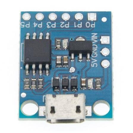 ATTiny85 Arduino Digispark 互換機 (microUSB)|orangepicoshop|03