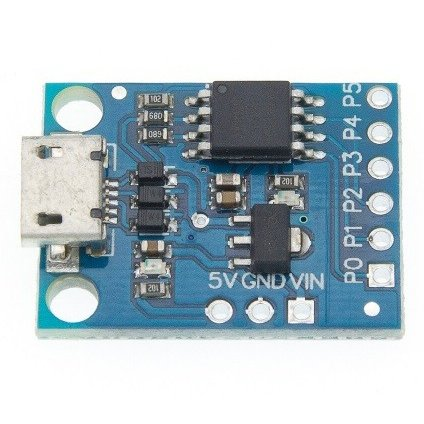ATTiny85 Arduino Digispark 互換機 (microUSB)|orangepicoshop|04