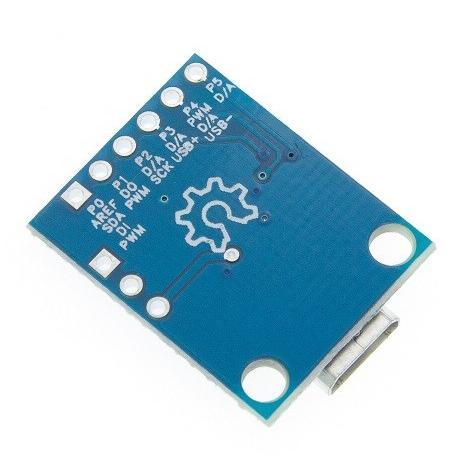 ATTiny85 Arduino Digispark 互換機 (microUSB)|orangepicoshop|05