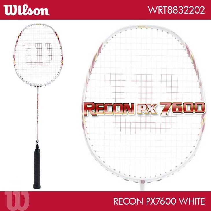 ウイルソン バドミントンラケット レコン PX7600 RECON WRT8832202 5U5