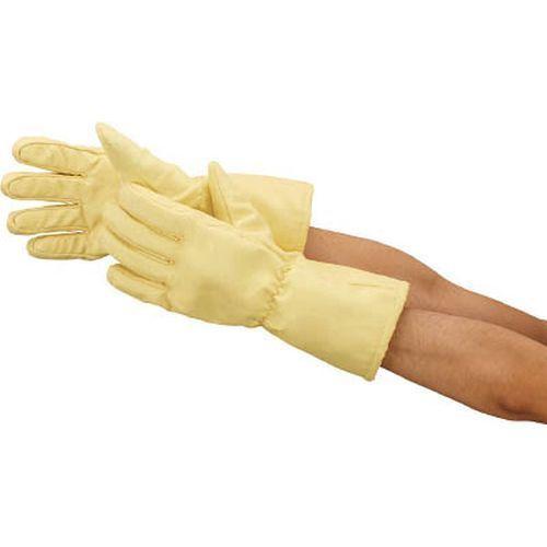 マックス 300℃対応クリーン用耐熱手袋 クリーンパック品/MT721CP_7213 全長:35.0cm