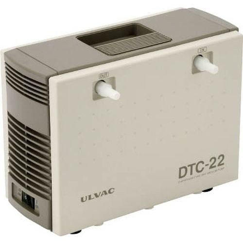 ULVAC ダイアフラム型ドライ真空ポンプ/DTC22_8740 288.5×202×142mm