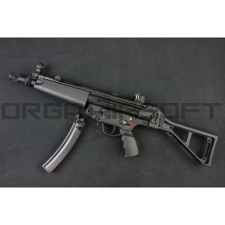 SRC SR5 AU MP5 CO2ガスブロ(COB-403TM) MP5 CO2GBB orga-airsoft 11