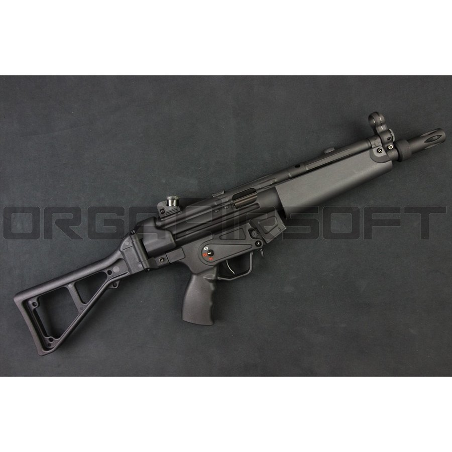 SRC SR5 AU MP5 CO2ガスブロ(COB-403TM) MP5 CO2GBB orga-airsoft 12