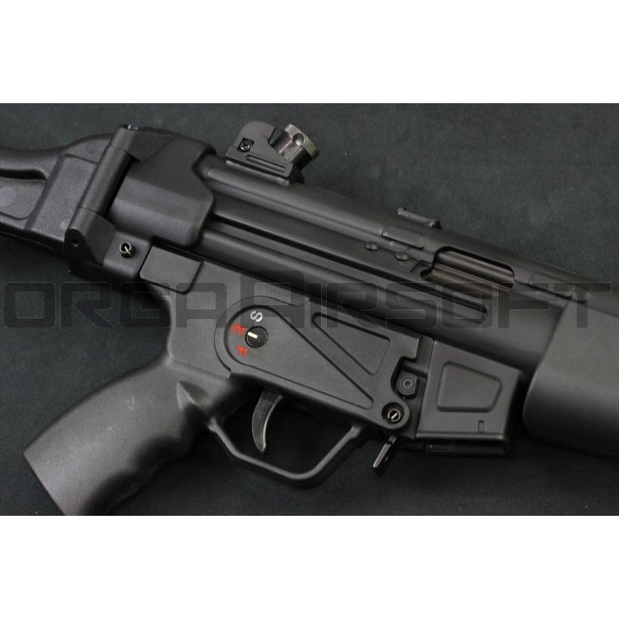 SRC SR5 AU MP5 CO2ガスブロ(COB-403TM) MP5 CO2GBB orga-airsoft 06