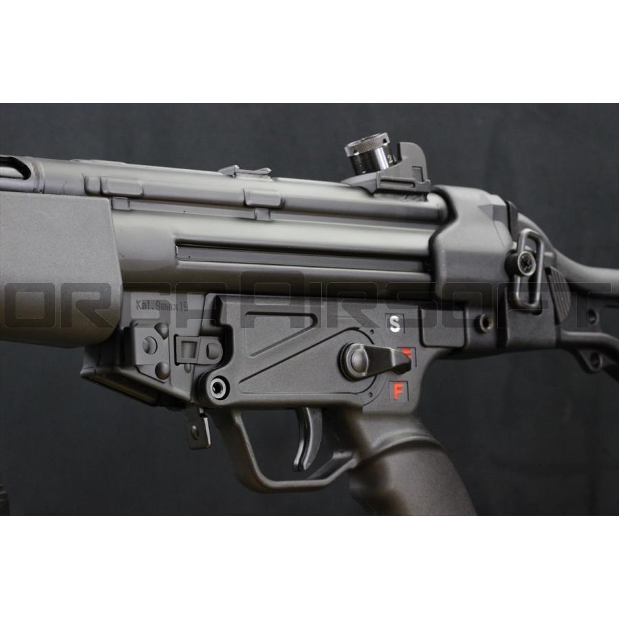 SRC SR5 AU MP5 CO2ガスブロ(COB-403TM) MP5 CO2GBB orga-airsoft 09