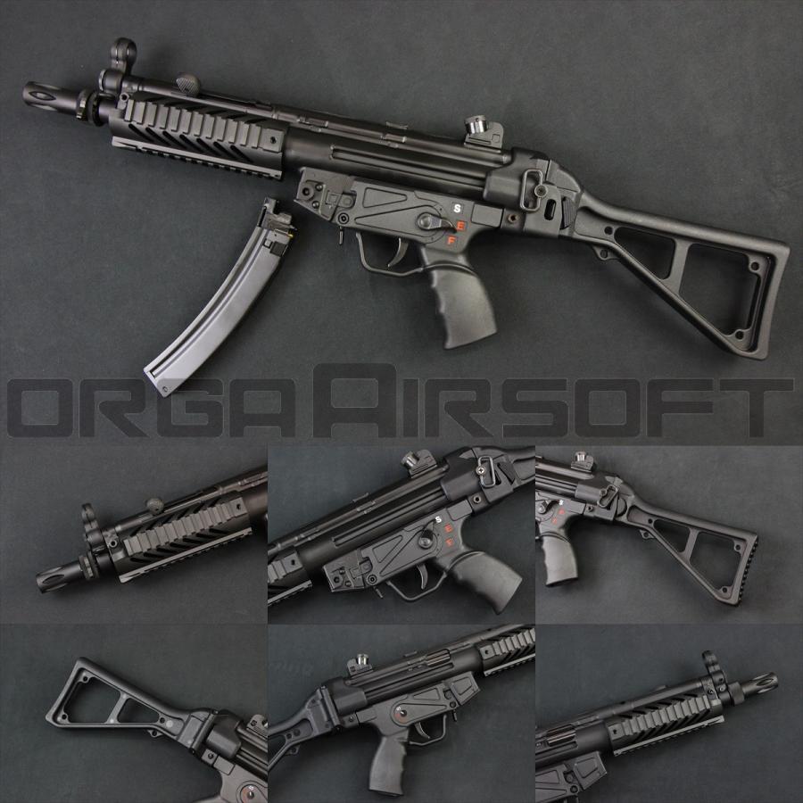 SRC SR5 TAC AU MP5 CO2ガスブロ(COB-408TM) MP5 CO2GBB